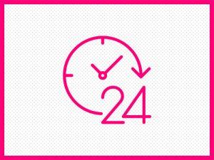 Webstránka za 24 hodín